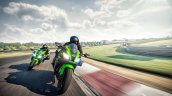 2020 Kawasaki Ninja Zx 10r Action Shots Front Two