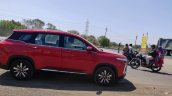 Mg Hector Red Profile