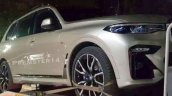2019 Bmw X7 Petrol Spied India Pune Launch Price 3