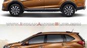 2019 Honda Br V Vs 2016 Honda Br V Profile