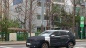 Kia Sp2i Spy Photo South Korea