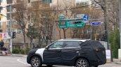 Kia Sp2i Spy Shot South Korea