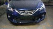 Toyota Glanza Rebadged Maruti Baleno Front Leaked