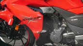 Hero Xtreme 200s India Launch Fairing And Engine L