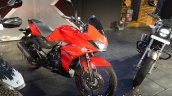 Hero Xtreme 200s India Launch Front Right Quarter