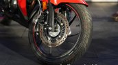Hero Xtreme 200s India Launch Front Wheel And Brak