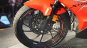 Hero Xtreme 200s India Launch Front Wheel Left Sid