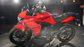 Hero Xtreme 200s India Launch Left Front Quarter