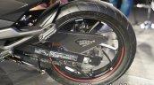 Hero Xtreme 200s India Launch Rear Wheel