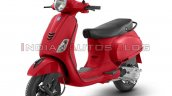 Vespa Urban Club 125 Left Front Quarter