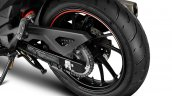 Hero Xtreme 200s Official Images Detail Shots Rear
