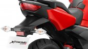 Hero Xtreme 200s Official Images Detail Shots Tail