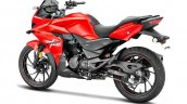 Hero Xtreme 200s Official Images Left Rear Quarter
