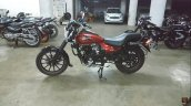 Bajaj Avenger 160 Street Abs Walkaround Left Side