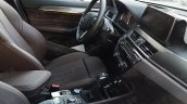2019 Bmw X1 Facelift Interior Spy Shot