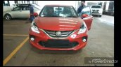 Toyota Glanza Front Leaked Image