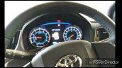 Toyota Glanza Instrument Panel