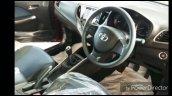 Toyota Glanza Interior Leaked Image