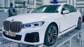 Bmw 7 Series 745e Plug In Hybrid Front Three Quart
