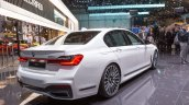 Bmw 7 Series 745e Plug In Hybrid Rear Three Quarte