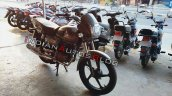 Tvs Radeon Grey Colour Right Front Quarter