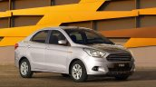 Ford Aspire Non Sub 4 Metre Version Front Three Qu