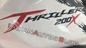 Hero Thriller 200x Fuel Tank