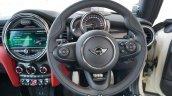 New Mini John Cooper Works Hatch Dashboard Driver