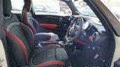 New Mini John Cooper Works Hatch Front Seats
