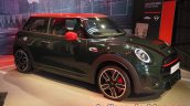 New Mini John Cooper Works Hatch Front Three Quart