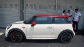 New Mini John Cooper Works Hatch Left Side