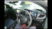 Toyota Glanza Interior Spy Photo