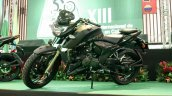 Tvs Apache Rtr 200v Carbon Edition Left Side
