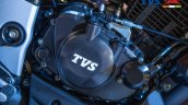 Tvs Apache Rtr Carbon Edition Engine