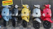Vespa Urban Club 125 At Dealership Front