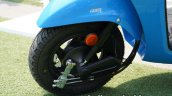 Hero Pleasure Launched In India Front Wheel And Br