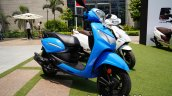 Hero Pleasure Launched In India Right Front Quarte