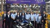 India Yamaha Motor Achieves 10 Million Production