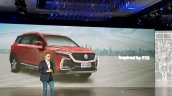 Mg Hector Showcased 7