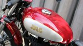 Modified Royal Enfield Classic 500 Bobber Fuel Tan
