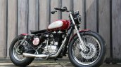 Modified Royal Enfield Classic 500 Bobber Right Si