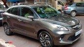 Toyota Glanza Spy New