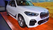 2019 Bmw X5 Front Three Quarters