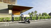 Ather Grid Charging Network Outdoor Shot 2