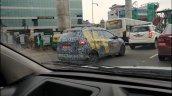 Renault Triber Spy 2