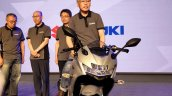 Suzuki Gixxer Sf 250 India Launch Front