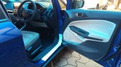 Ford Ecosport Thunder Edition Interior Dashboard S