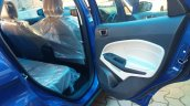 Ford Ecosport Thunder Edition Interior Spy Shot
