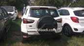 Ford Ecosport Thunder Edition Rear Spy Photo