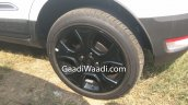 Ford Ecosport Thunder Edition Wheel Spy Shot